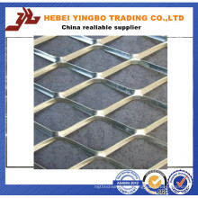 Ss304 Expanded Metal Mesh/Flatten Expanded Sheet