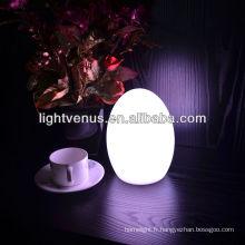 Lampe à oeuf LED