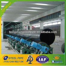 Tubo de acero anti corrosión ASTM
