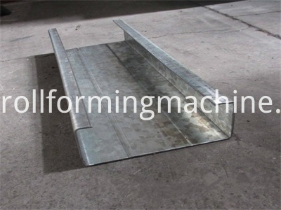 C Shape Roll Forming Machines