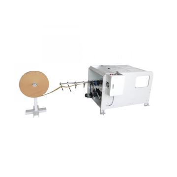 Машина для производства веревок с ручками для бумажных пакетов