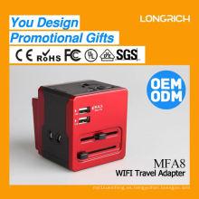 El adaptador adaptador USB más innovador, universal 15v 400ma adaptador