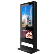 55 Zoll Werbung im Freien 1080P LCD-Display