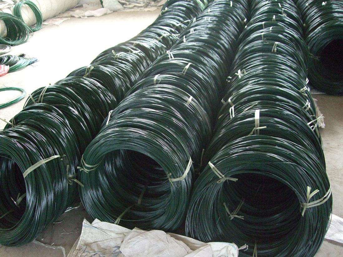 PVC Coated Wire Rolls