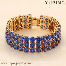71746-Xuping Jewelry Fashion Woman Bracelet with 18K Gold Plated