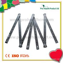 2m Kunststoff-Faltlineal