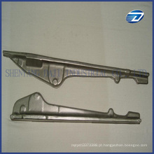 Peça de forjadura de titânio de parte aeroespacial de fabricante