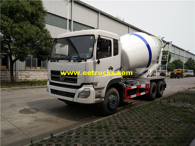 Dongfeng 5000L Truck Transit Mixers