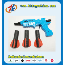 Kids Plastic Gun with Soft EVA Bullet Toy