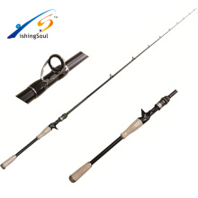BAR001 wholesale fishing tackle Nano graphite fishing rod bass rod