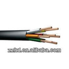 PVC XLPE Steuerkabel Nennspannung 450 / 750V 600 / 1000V