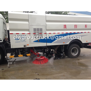 DFAC Tianjin vide Street Sweeper camion