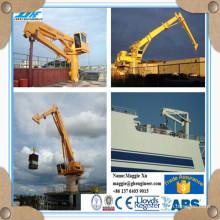 Hydraulic Knuckle Boom Marine Jib Crane (GHEO-5)