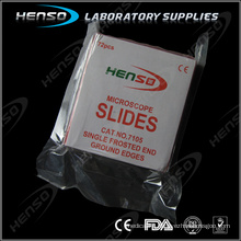 Henso clear microscope slides 7105