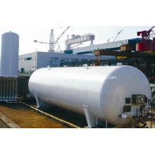 China Produce Cryogenic Liquid Lorry Tanker