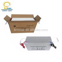 Alibaba Trade Assurance Fornecedor bateria de armazenamento de energia solar