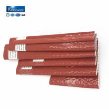 Fiber Reinforced To Protect Hydraulic Hose