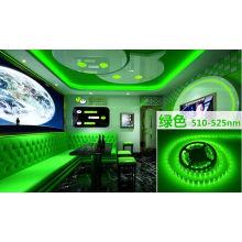 Tira de LED verde 14.4W Ce y Rhos 60SMD3014