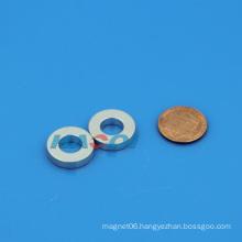 NdFeB material radially magnetized ring magnet