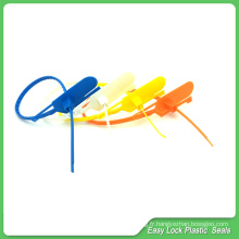 Cadenas en plastique scellés, JY420, conteneurs scellés en plastique