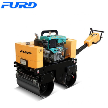 Water-cooled Engine 800KG Manual Road Roller (FYL-800CS)