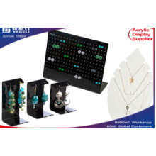 Acrylic Clear Jewelry Counter Display, Makeup Organizer