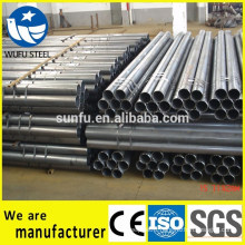 Welded structural ST37 ST52 shaped structure tubing
