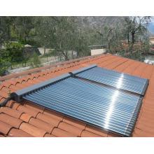 Chauffe-eau solaire partagé