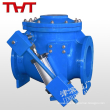 API pneumatic micro-slow close sweat air flow check valve