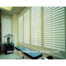 2018 china custom-made hot selling adjustable basswood window shutters