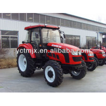 50 PS 4x4 Räder angetriebener Traktor