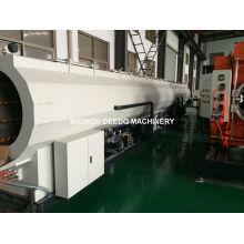 Machine de réservoir de dimensionnement de vide de tuyau de 110mm-315mm