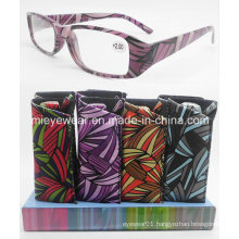 Ladies Reading Glasses with Display (DPR008)