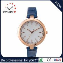 Einfach aber schön heißer Verkauf Lady Quartz alle Edelstahl Watch