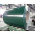 Tiefgrüne Farbe Stahl Spule für den Aufbau von Dach (SC-003)