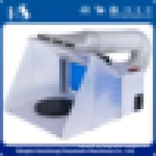 HS-E420K Cabina de rociado de extractor de aire de corriente alterna con manguera de aire para pintura en aerosol