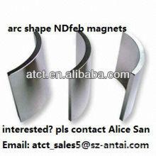 Motor magnet/electric motor/magnet generator