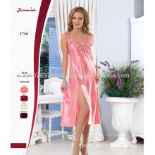 Jasmin Hot Sexy ropa interior de lencería de satén