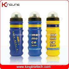 Garrafa de água de plástico, garrafa de esportes plástica, garrafa de esportes 750ml (KL-6717)