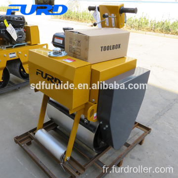 Walk Behind Single Drum Hydraulic Vibratory Road Roller Fyl-600 Walk Behind Single Drum Hydraulic Vibratory Road Roller FYL-600