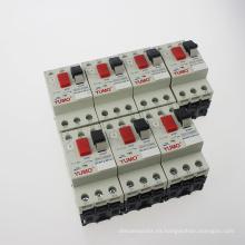 Disyuntor eléctrico trifásico de la protección del motor de la fase del aire Dzs12-22m32 3