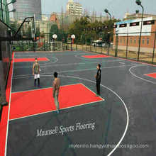 Indoor /Outdoor Futsal Court Floor/PP Floor