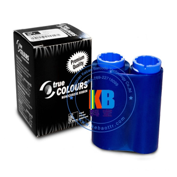 Зебра / Eltron Blue 1000 Изображение ленты 800015-104 - P310, P330, P430, P520, P720