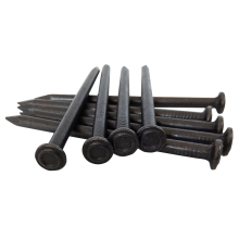 Black Common Concrete Stainless Steel Nails For Construction