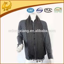 latest fashion available sample wedding plain wool shawls grey