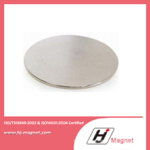 Customized Facotry Made N35-N50 Neodymium Cylinder Permanent Magnet