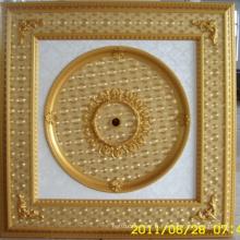 Plafonnier artistique décoratif de la Bourgogne et de la dorure dorée Dl-1114-9