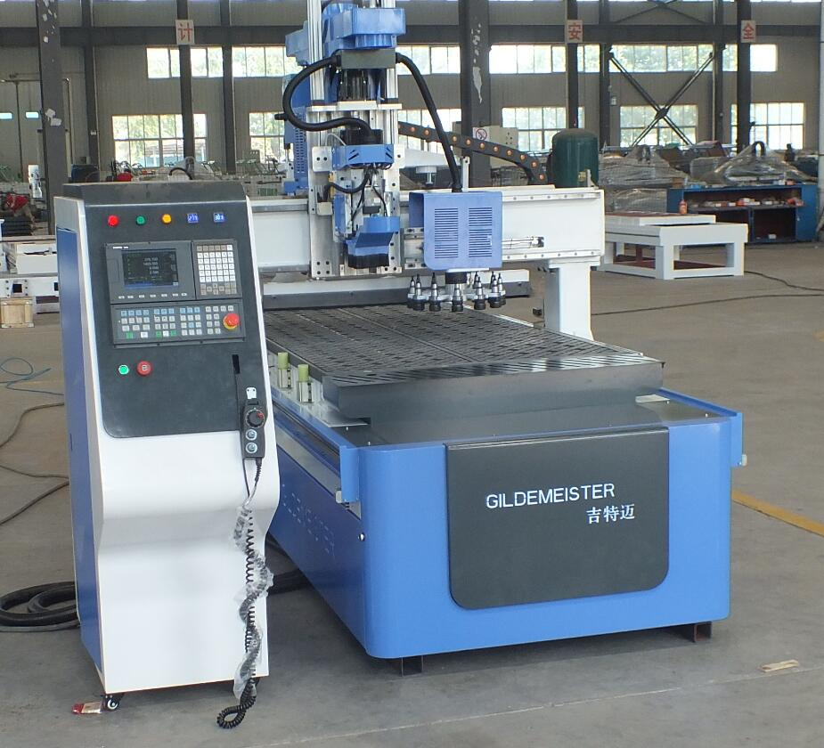 automatic tool changer cnc routers