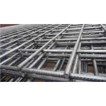 Maillage renforcé en acier à béton pour la construction