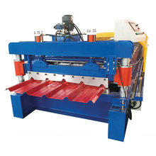 roll forming machine with color steel roof